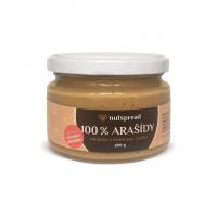 Nutspread arašídové máslo crunchy