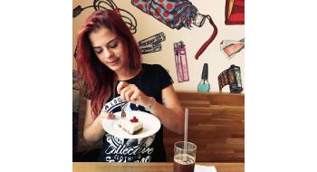 Jona Friedri (Veglife.cz): I z veganských dortíků se dá pěkně ztloustnout :D