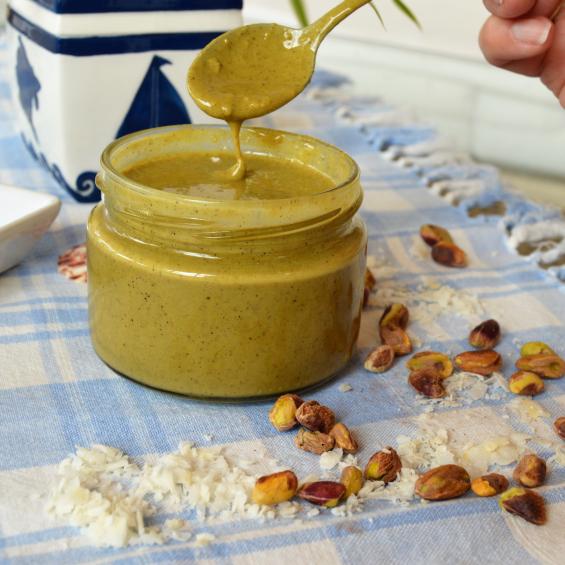 Nutspread Pistáciové máslo s kokosem - limitovaná edice!