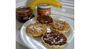 6 chutných způsobů, jak posílit imunitu ořechovým máslem Nutspread