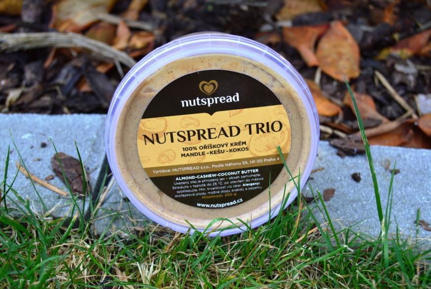 Nutspread Trio - nejlepší máslo.JPG