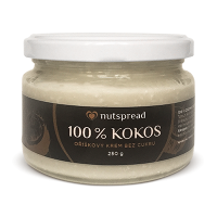 Nutspread kokosové máslo křupavé