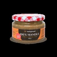 Nutspread mandlové máslo crunchy