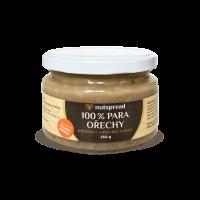 Nutspread máslo z para ořechů křupavé - akce!