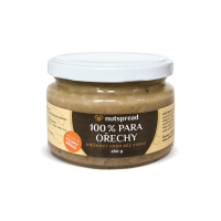Nutspread máslo z para ořechů