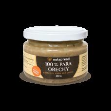 Nutspread máslo z para ořechů křupavé
