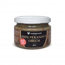 NOVINKA: Nutspread máslo z pekanových ořechů - křupavé