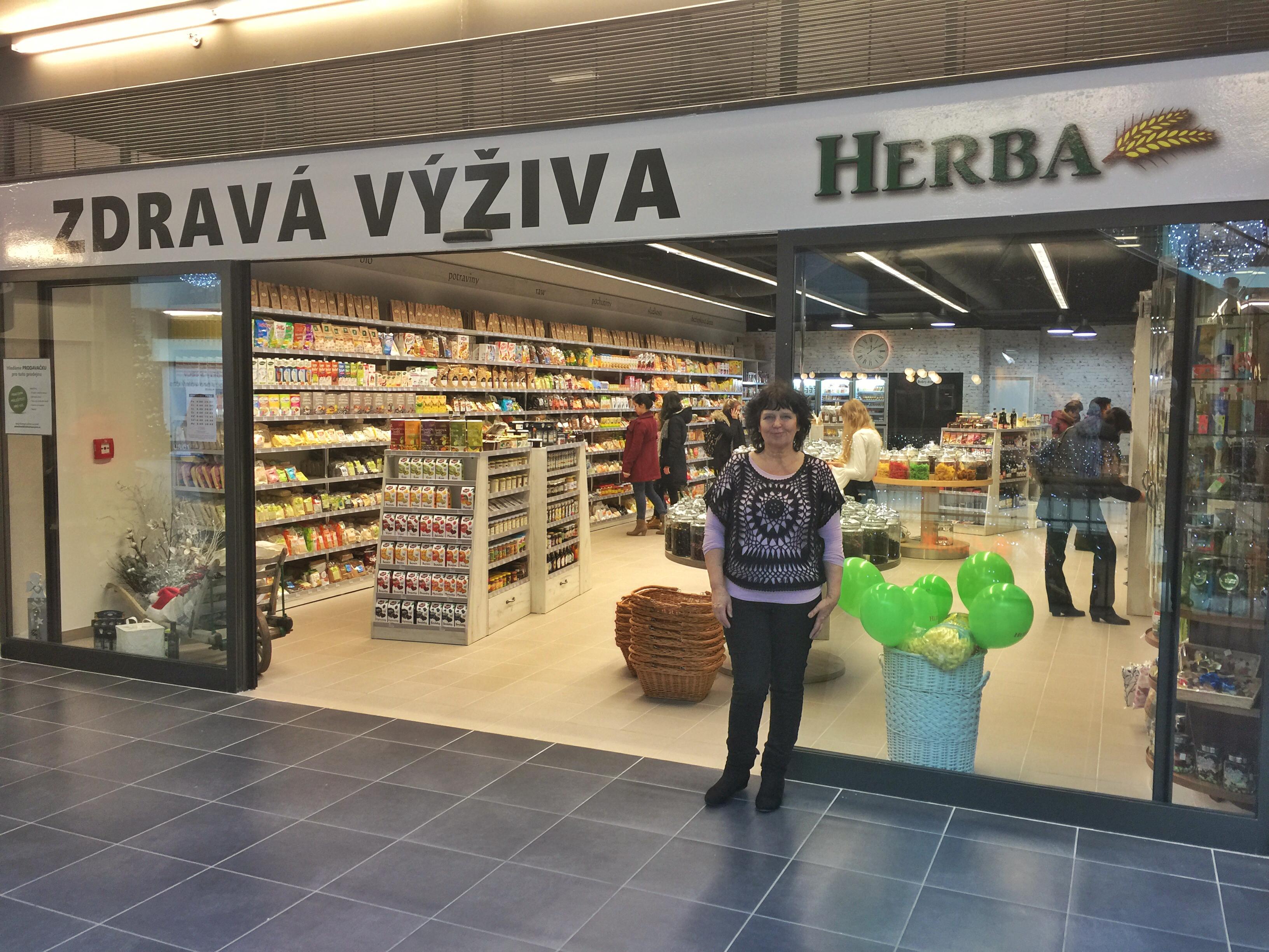Rozhovor týdne - Eva Šimková, Herba Zdravá Výživa