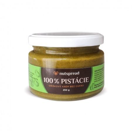 100% pistáciové máslo Nutspread 250 g